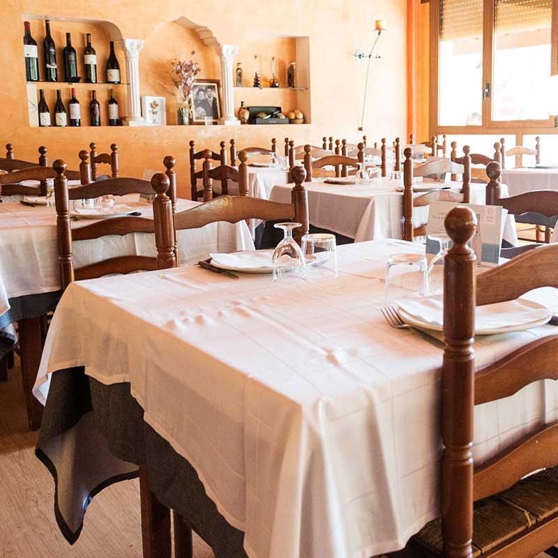 Restaurant - Fonda Farré